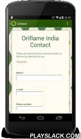 Oriflame India Catalog  Android App - playslack.com , Stay up to date with the latest monthly Oriflame catalog using this app!You can buy original Oriflame products here or you can join the league to earn while you look beautiful.It's been almost 40 years since Oriflame launched its first product…since then; they have tried to bring products that blend nature with science.From anti ageing to skincare, from colour cosmetics to bags, Oriflame has given us the best! Oriflame Beauty Studio…