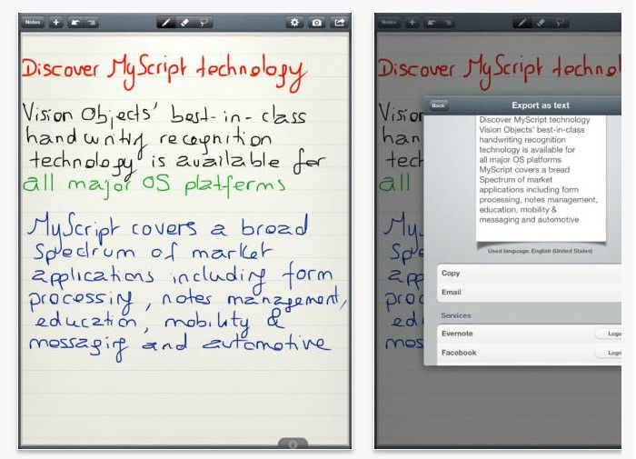 7 Excellent Note Apps iOS – iPad – iPhone 2014