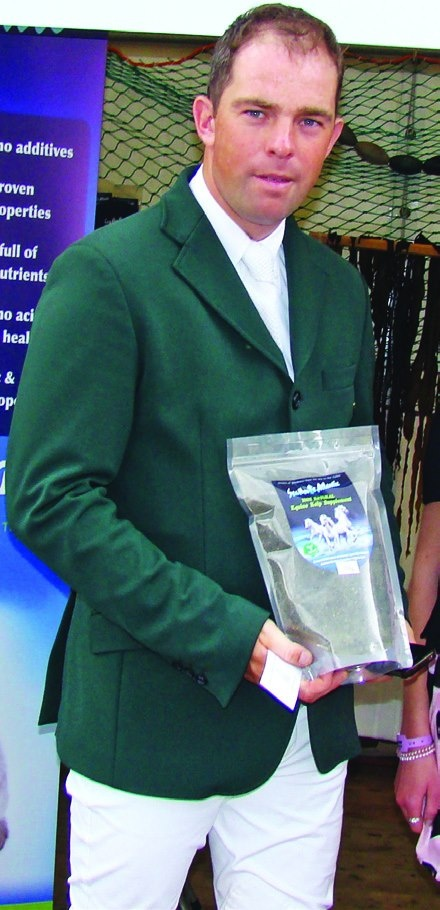 Cian O Connor and Seahorse Atlantic Horse supplement