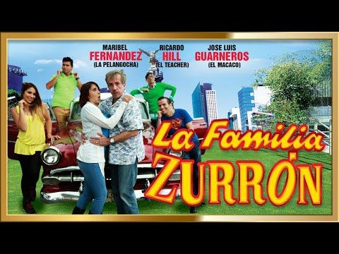 La Familia Zurron Pelicula De Comedia Completa En Hd Youtube En 2021 Peliculas De Comedia Comedia Peliculas
