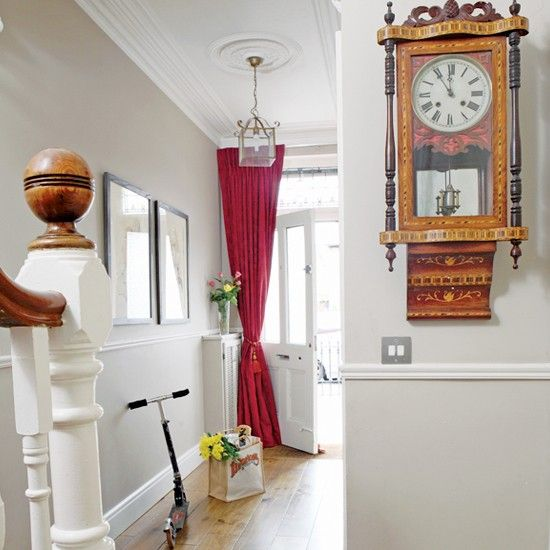 Hallway | Edwardian terrace | Ideal Home | House tour | PHOTO GALLERY | Decorating ideas