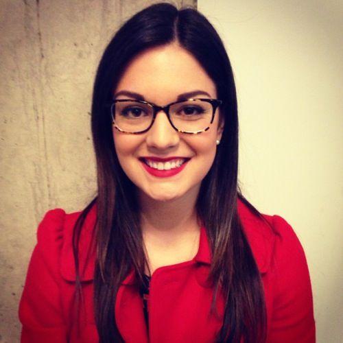 Victoria wearing #BartonPerreira glasses @Optik PDX