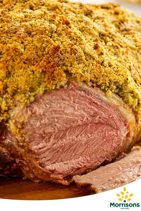 In the mood for family? Try our Gluten Free Leg of lamb with lemon, mint and feta crust recipe from our Emotion Cookbook