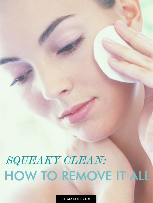 Squeaky Clean: How to Remove it All