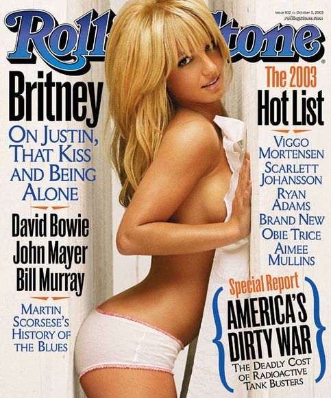I need to write an essay on either britney spears or miley cyrus, for media...?