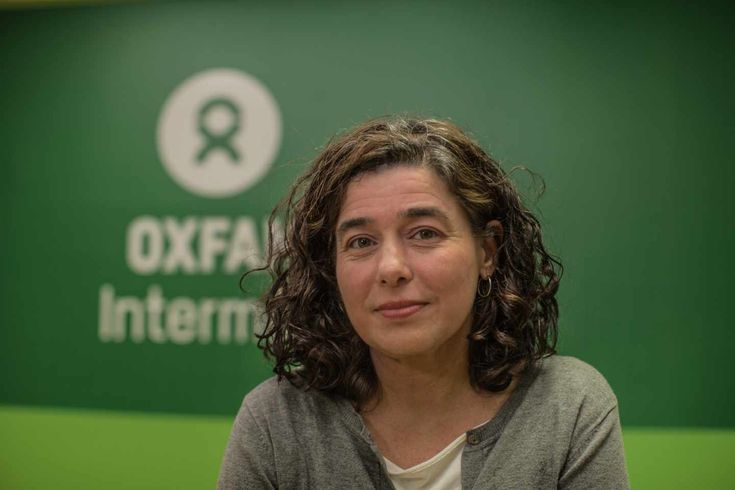 """""""En Oxfam no había cultura de rendir cuentas"""""""