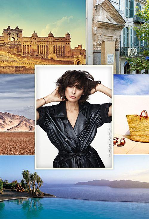 211 best images about in s de la fressange on pinterest parisians white jeans and style icons - Mari d ines de la fressange ...