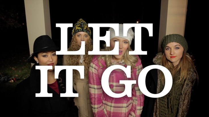 Let It Go - 1 Girl Nation  ----WOW! I think I like this better then the original...........WOW!!!!! Must listen if you like Frozen!!