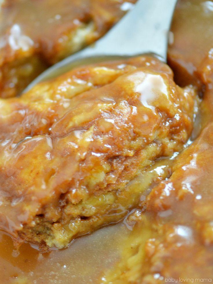 Best Pumpkin Bread Pudding