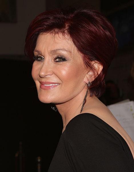 Sharon Osbourne - born 1952 - women over 60