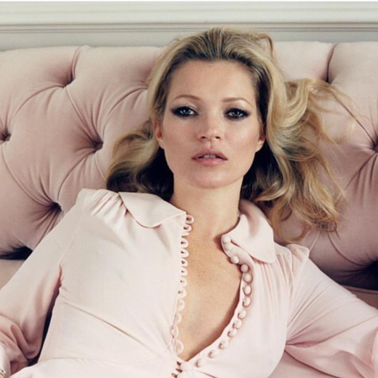 "357 Likes, 8 Comments - Bay Garnett (@baygarnett) on Instagram: ""Pretty in Pink 🌸 Kate Moss - styled by me, hair @jamesbrowncreatives Makeup @mirandajoyce 📸…"""