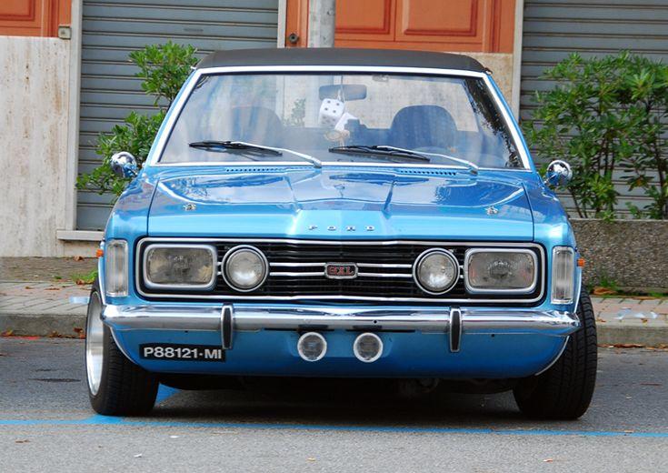 1972 Ford (Knudsen) Taunus GXL