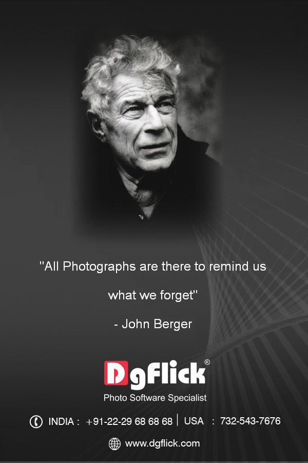 Here's some ‪#‎MondayMotivation‬ for all our users,highlighting the importance of our industry!!   ‪#‎photography‬ ‪#‎photograph‬