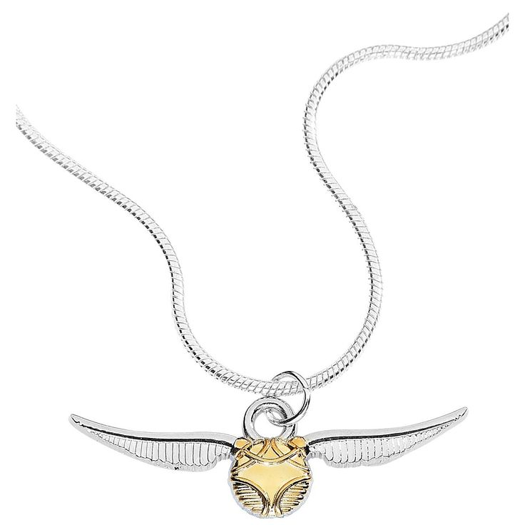 Golden Snitch - Necklace by Harry Potter