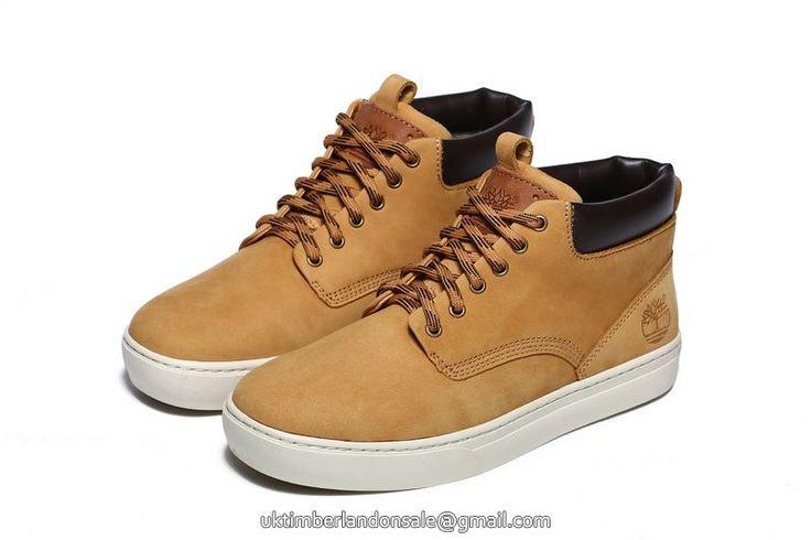 Leisure Timberland Earthkeepers Chukka Soft-Toe Wheat-Black Men Premium Boots $95.99