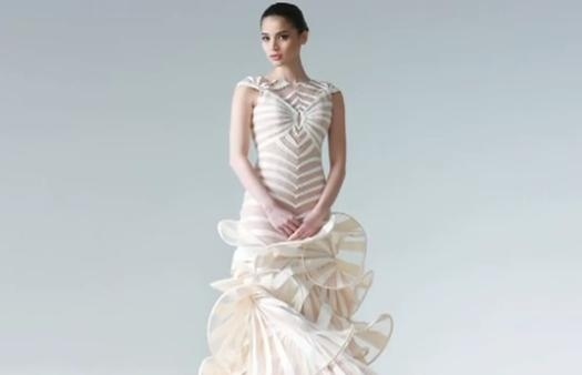 Anne Curtis gown by Francis Libiran