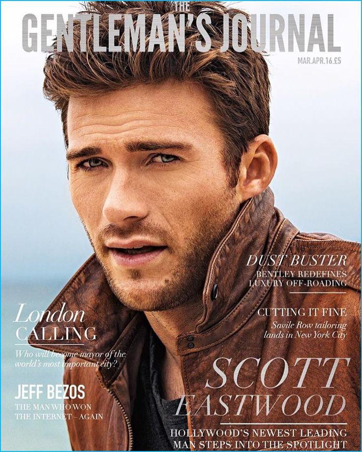 Scott Eastwood covers The Gentleman's Journal.