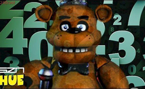 OS NÚMEROS DE FNAF - Five Nights at Freddy's - HUEstation