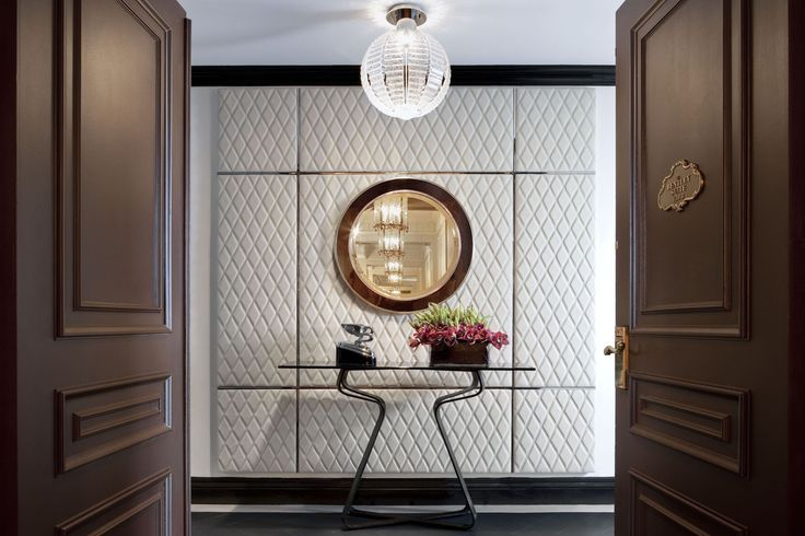 The Bentley Suite at the St. Regis New York Interior Designers | Wimberly Interiors