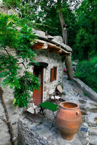 Milia Retreat, Crete
