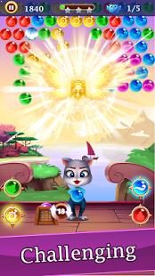 In one of the best free bubble shooters, you will fight side by side with our hero Coco to break those balls.