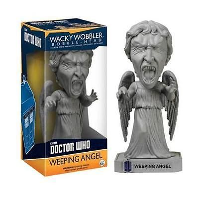 #Doctor who #vinyl figures funko #wacky wobbler weeping angel ,  View more on the LINK: 	http://www.zeppy.io/product/gb/2/182443426224/