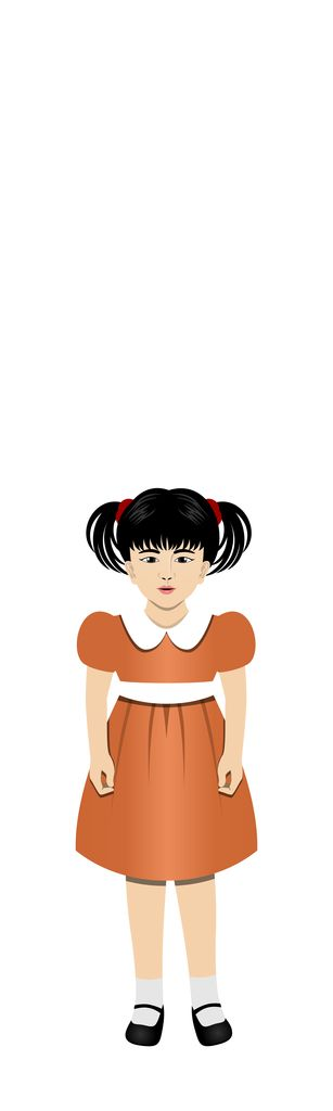 Zhang Li customizable avatar for eLearning from truecontent.com.