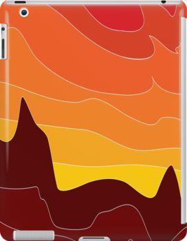 Arid - iPad case