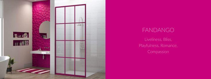 Latest Bathroom Design Ideas For 2018 | Color: FANDANGO | Gridscape®️ Colorize by Coastal Shower Doors Doors | Design To Define