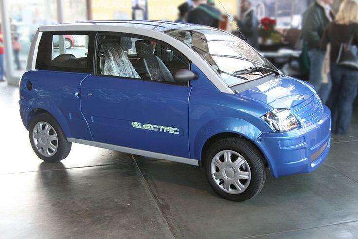 ZENNNEV (Neighborhood Electric Vehicle) 자동차