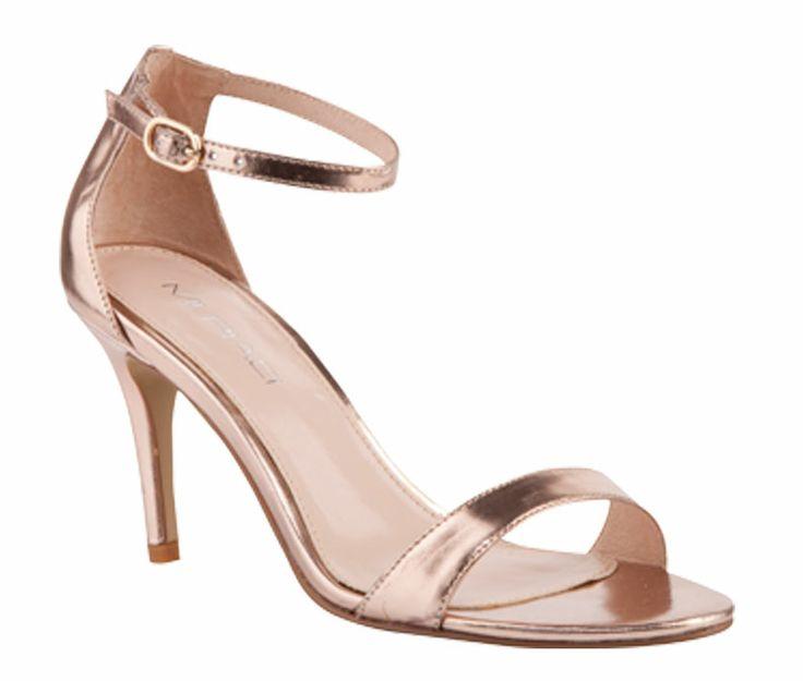 Tamara - Rose Gold, Black. $230.00 NZD Shop > http://www.mipiaci.co.nz/product-display-87.aspx?CategoryId=45&ProductId=5308&Colour=Rose%20Gold