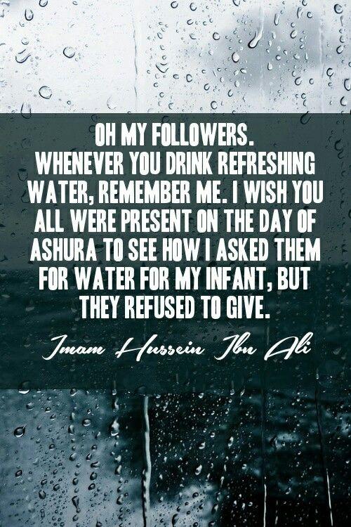 #HusseinInspires