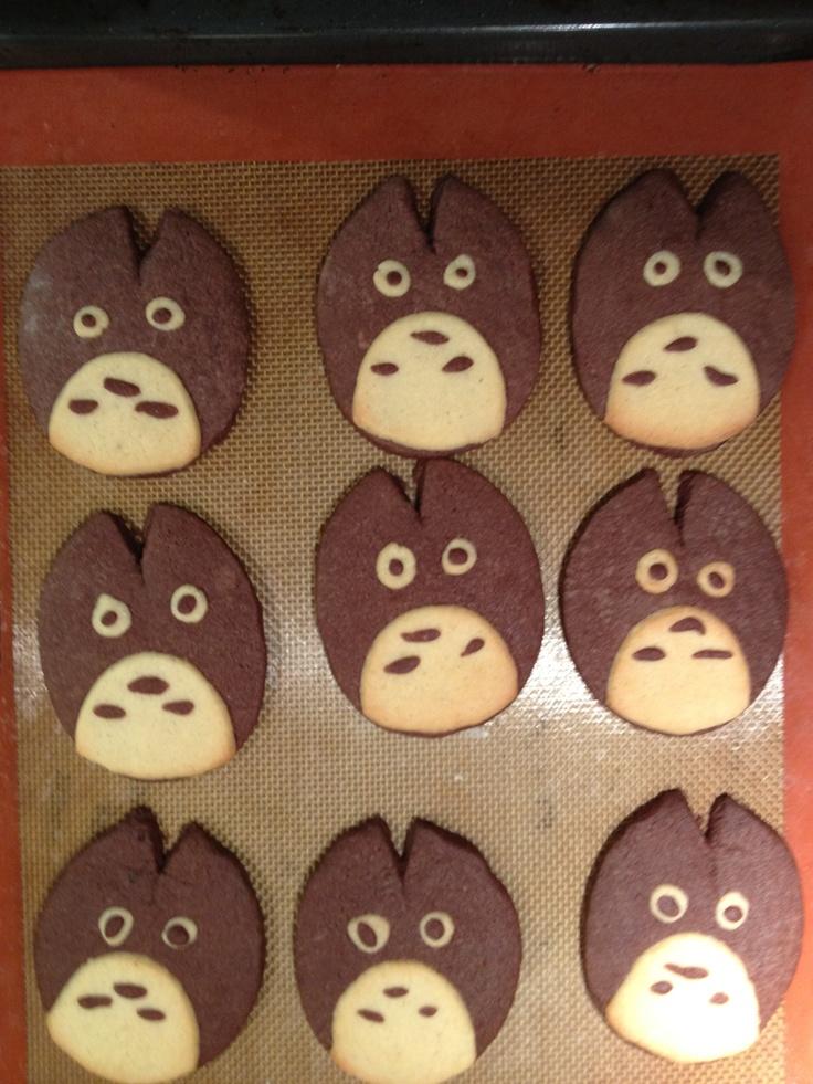 Biscuits Totoro