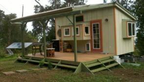 Habitats Hawaii Tiny House Builders