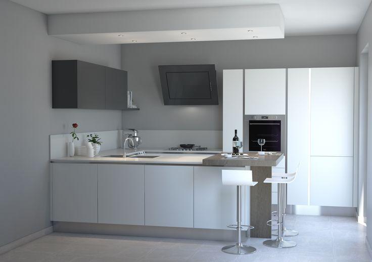 #beautifulkitchen - progettazione angolo cucina by Gruppo Sereno Mobili