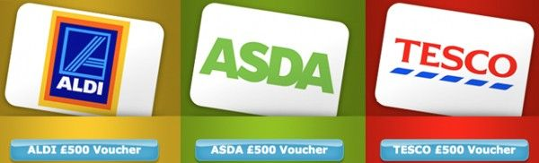 Keep Your Kids Happy And Your Fridge Filled WIN £500 worth of shopping at at Aldi, Asda or Tesco to make filling your fridge easier. #supermarket #offer #frugal #mum #home