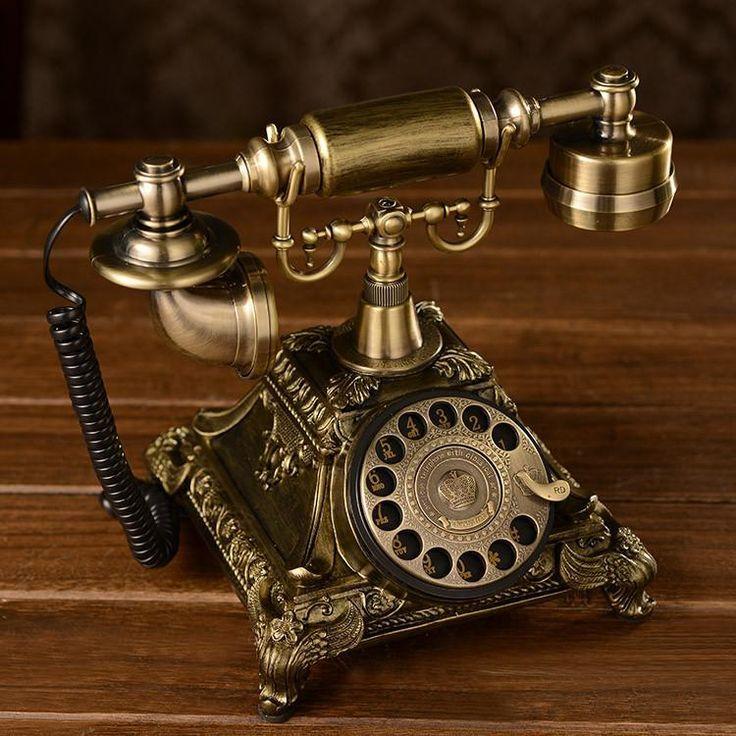 Картинки старинного телефона