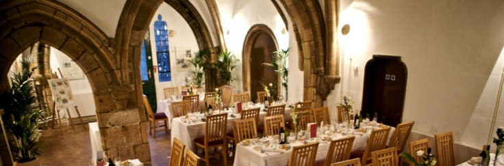 Kirkstall Abbey - Boutique Catering and Events