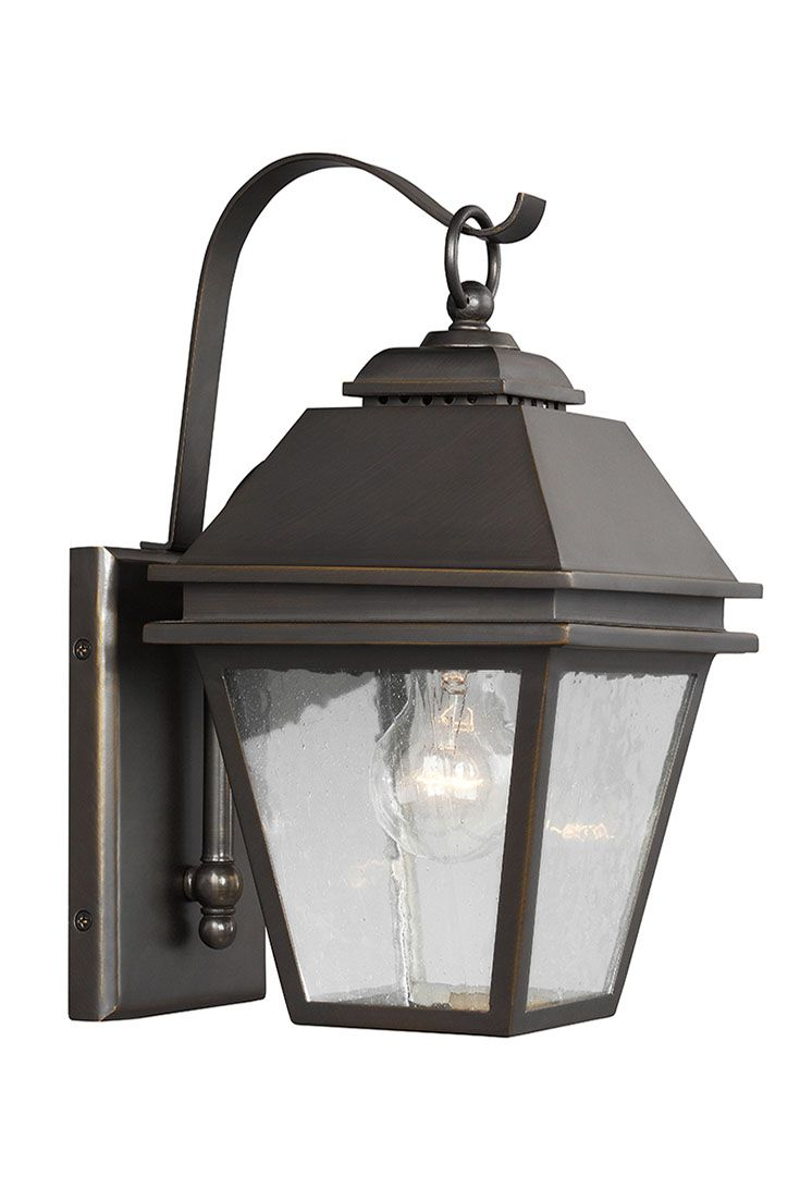 Murray Feiss Herald In. Outdoor Wall Lantern   Add A Stylish Accent To Your  Outdoor Space With The Murray Feiss Herald In. This Wall Lantern Features A  ...