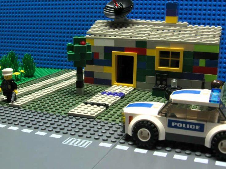 Funny Lego stuff