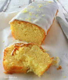 Zitronenkuchen - Lemon cake vegan