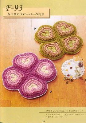 crochet potholder-free pattern