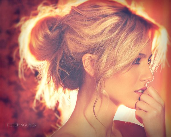 bedhead hair: Hair Ideas, Blondes Hairstyles, Up Dos, Messy Hair, Makeup, Updos, Messy Buns, Hair Style, Girls Updo