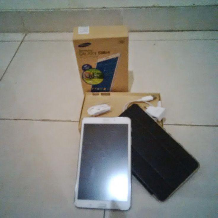 Avani's Online Shop: [JUAL] Samsung Galaxy Tab 4 SM-T331 - 3G 16 GB