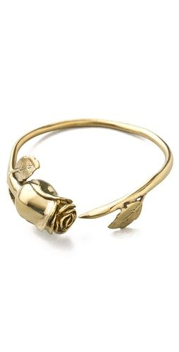 Rose Bracelet I wish they sold this at beauty and the beast! i want one :(