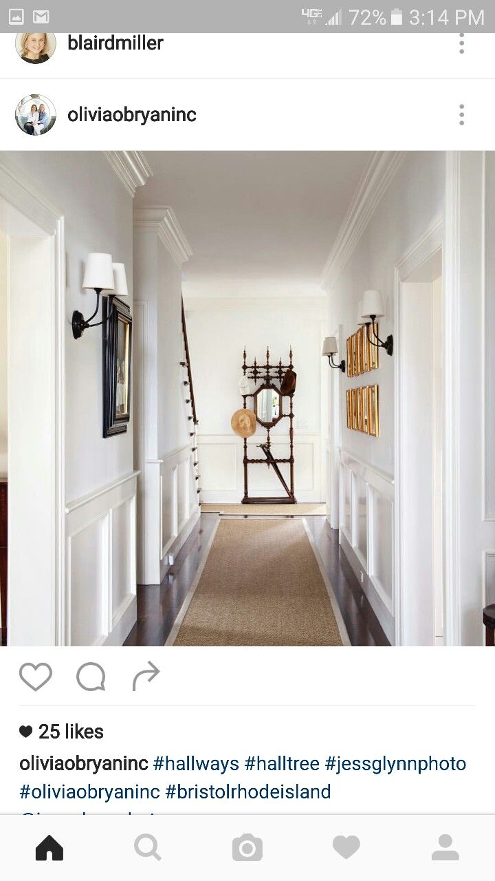 Foyer hallway lighting traditional entry chicago by tower - Entry Hallwaydesign