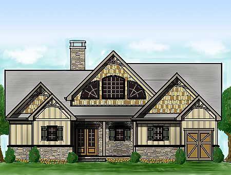Plan W92340mx Two Master Suite Escape House Plans Pinterest House