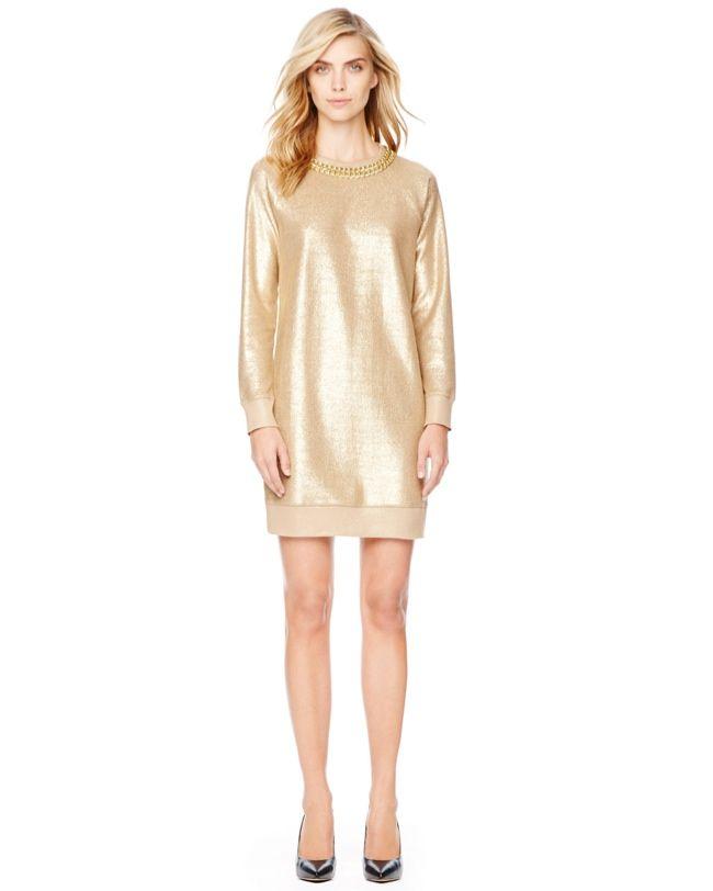 7 best Metallic Dresses images on Pinterest | Metallic dress ...