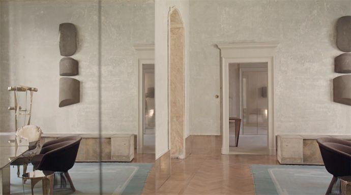 WATCH: Inside Vincenzo De Cotiis's Milan Townhouse