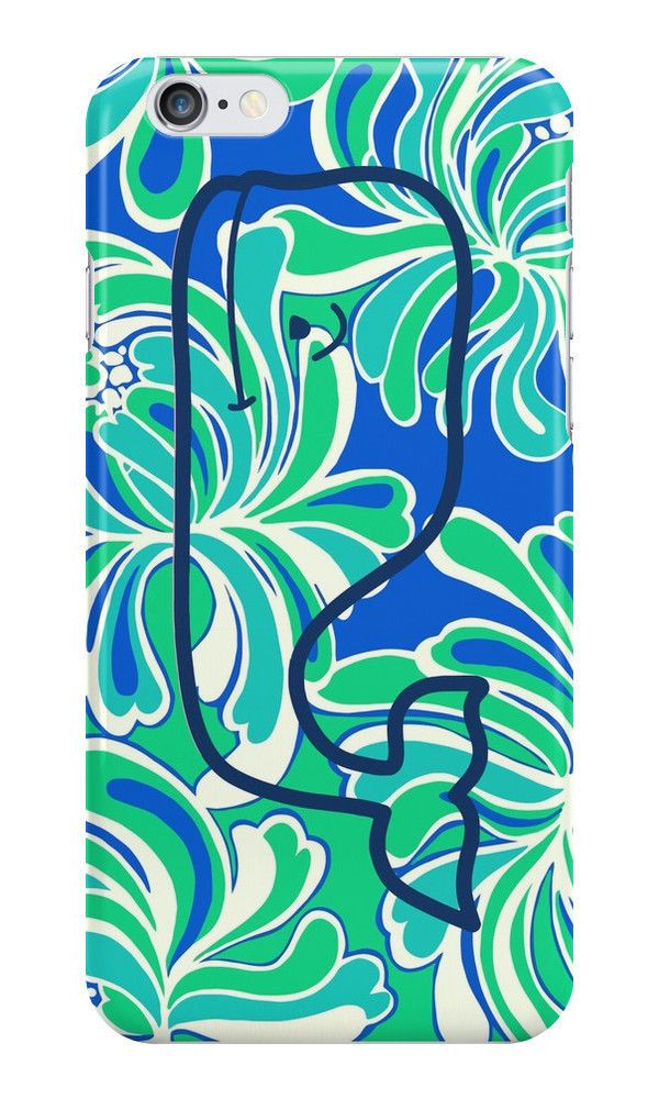 Cool Vineyard Vines Lilly Pulitzer For iPhone 6 5s 5 Hard Case Cover #LANCase